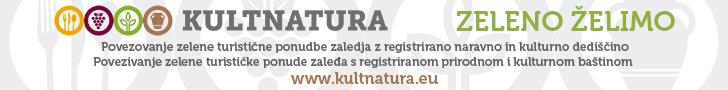 KULTNATURA - ZELENO ŽELIMO